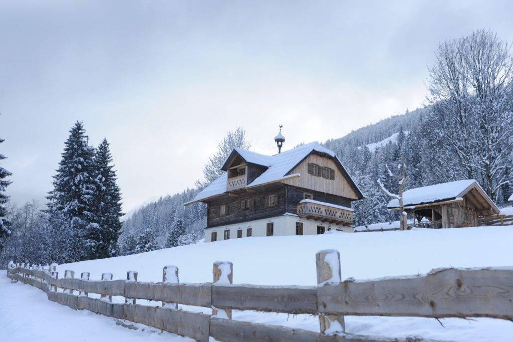 Landhaus Gschwandtner Grundrisse Hotel